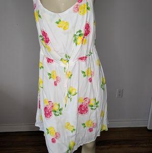FOREVER 21 +  fruit dress